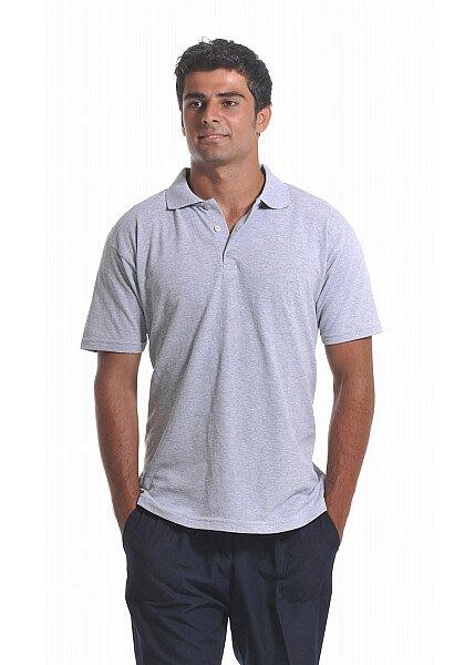 Gri Erkek Polo Yaka Lacoste T-Shirt