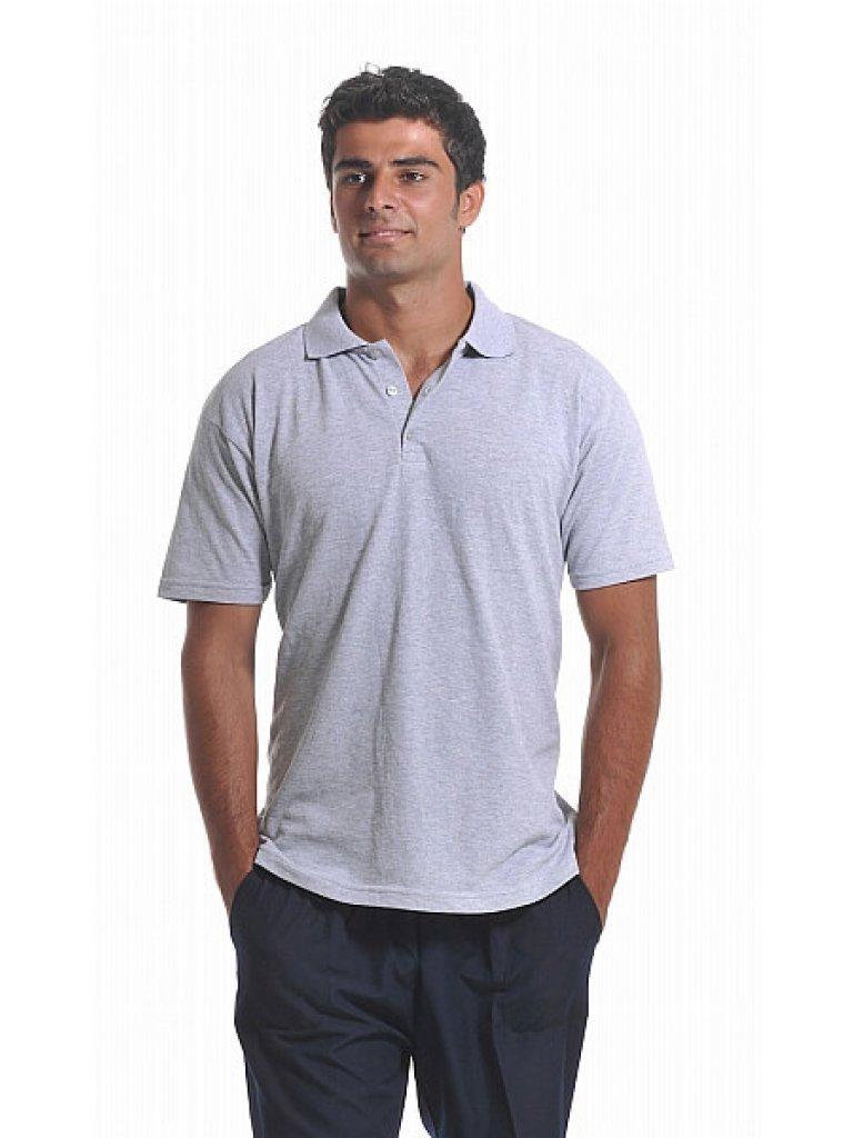 Erkek Polo Yaka Gri Lacoste T-Shirt