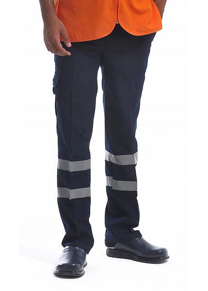 Erkek Acil ATT Lacivert Pantolon
