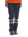 Kadın Lacivert ATT Pantolon (112 nakışsız)