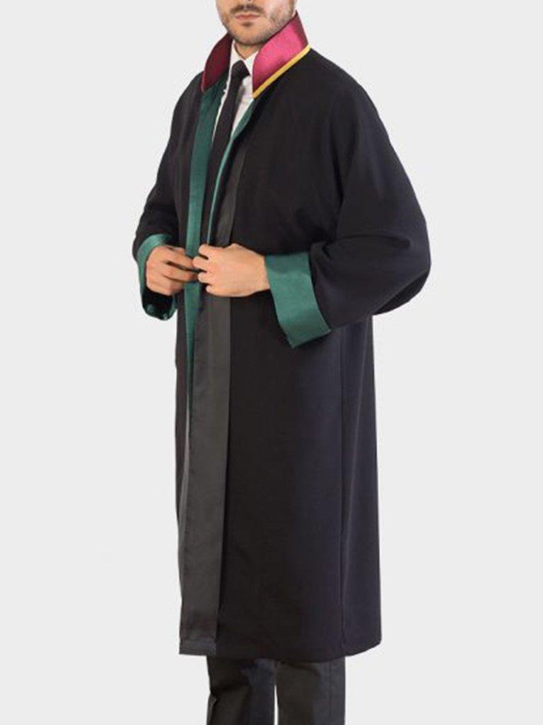 Erkek Avukat Cübbesi (baro onaylı)