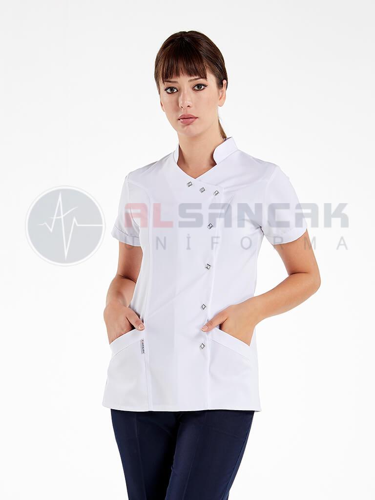 Luxe Model Hemşire ve Doktor Forması Takımı